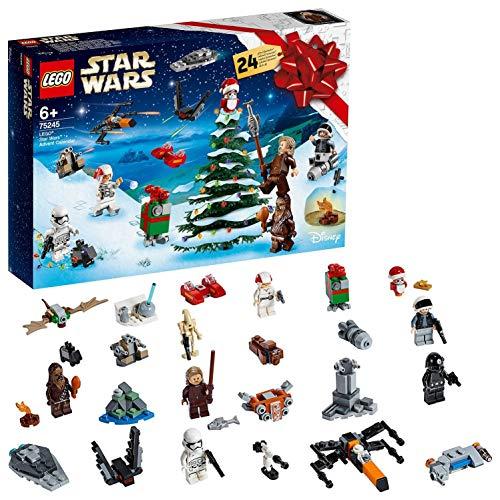 LEGO®-Star Wars™ Calendrier de l'Avent LEGO® Star Wars™ 2019
