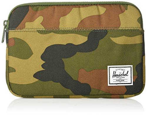 Herschel Anchor Sleeve for MacBook/iPad, Woodland Camo/Woodland Camo, Mini