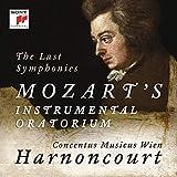モーツァルト:後期三大交響曲~交響曲第39番 第40番 第41番「ジュピター」