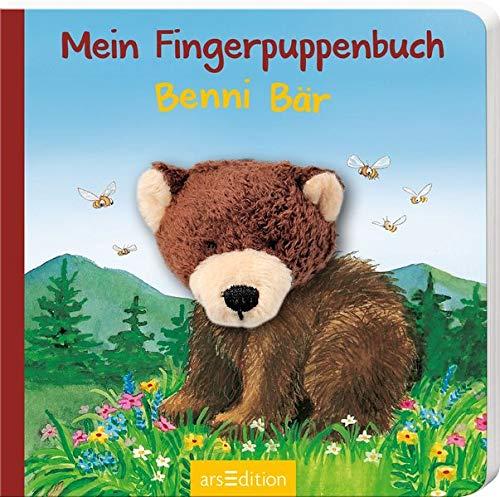 Mein Fingerpuppenbuch - Benni Bär (Fingerpuppenbücher)