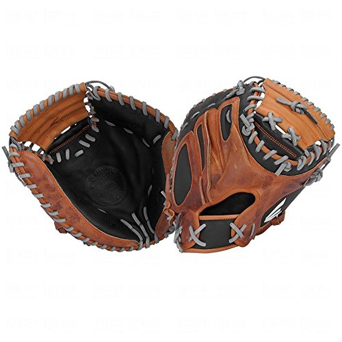 Easton Mako Pro Series EMK Catchers Mitt, 33.5-Inch, Right Hand Throw