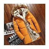 Phlpsee Winter Down Coat Men Thick Fur Liner Warm Down Jackets Winter Man Hooded Parka wellensteyn Snow Duck Coats