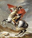 Jacques Louis David Giclée Leinwand Prints Gemälde Poster