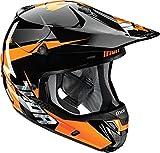THOR VERGE Rebound-Casco de motocross, color naranja fluorescente THORMX de 2016