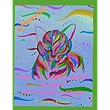 Las razas más lindas y tiernas de gatos para colorear y dibujar
