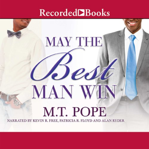 May the Best Man Win audiobook cover art