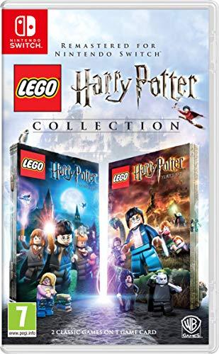 Juegos Nintendo Switch Lego Harry Potter juegos nintendo switch lego  Marca Warner Bros. Entertainment