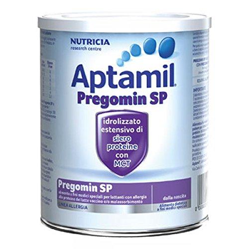 milch Latte Ipoallergenico Per Bambini Senza Lattosio In Polvere Aptamil Pregomin Sp 400 G