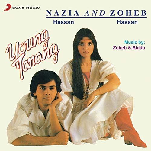 Nazia Hassan & Zoheb Hassan