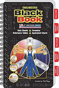 Misc. Black Books EBB3INCH Engineers Black Book 3rd Edition (1 per Pack) Book