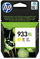 HP 933XL Yellow Original Ink Advantage Cartridge - CN056AE