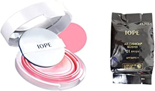 IOPE AIR CUSHION BLUSHER+REFILL (#1 rose pink)