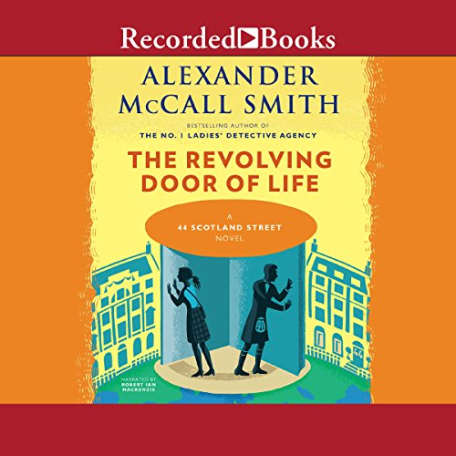 The Revolving Door of Life audiobook cover art