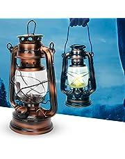 Lantaarn ornament, 27,5 cm * 11,5 cm, olielamp, grote capaciteit, ijzer, voor woninginrichting voor versieren kamer