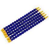 Tubo flessibile in plastica flessibile in plastica 6Pcs Blue 30cm...