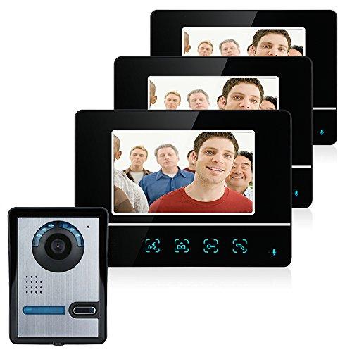 ZHUZHUDONG 7 Pulgadas de Pantalla táctil TFT Pantalla LCD a
