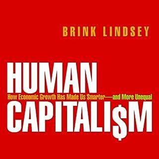 Human Capitalism audiobook cover art