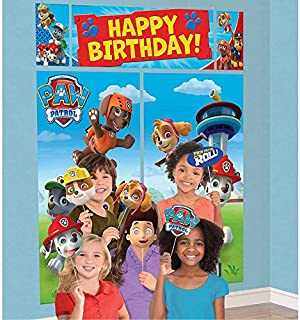 Best paw patrol happy birthday poster Reviews
