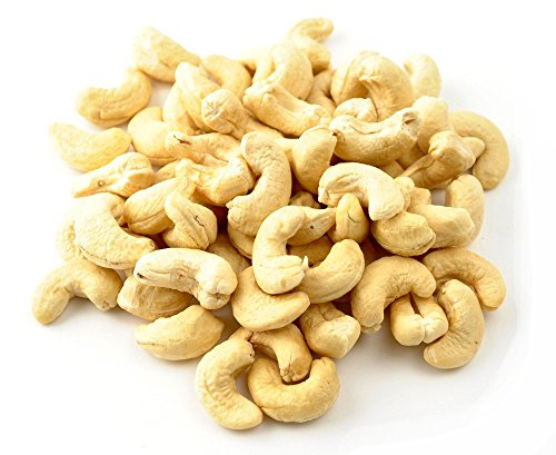 Anna and Sarah Organic Raw Cashews 3 Lbs in Resealable Bag