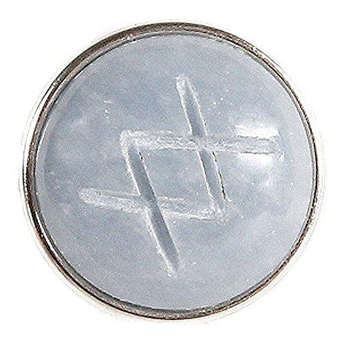 Noosa Chunk Runen blue stone