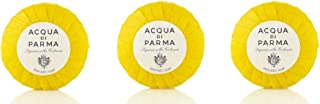 Acqua di Parma Colonia Pleated Bath Soaps - Set of 3, 50 gram soaps
