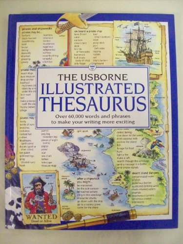 The Usborne Illustrated Thesaurus (Usborne Reference Books)
