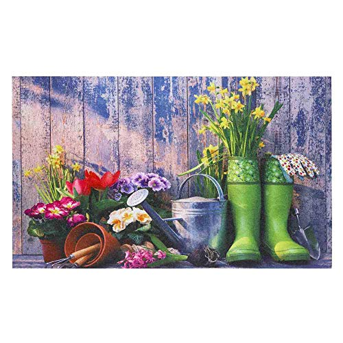Siena Home Palisade Garden - Felpudo (45 x 75 cm)