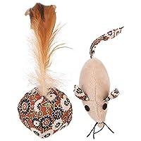 猫のおもちゃ、環境にやさしいプリント猫のおもちゃ、猫のおもちゃのための猫のマウス