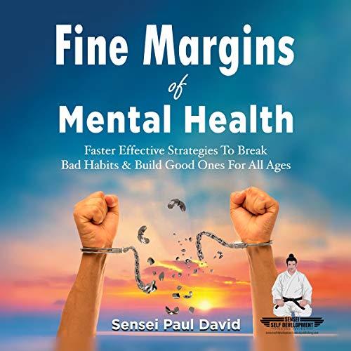 『Fine Margins of Mental Health』のカバーアート