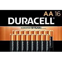 16-Count Duracell CopperTop AA Alkaline Batteries