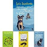 Selezione Luis Sepúlveda: Storia di un cane che insegnò a un bambino la fedeltà + Storia di una lumaca che scoprì l'importanza della lentezza + Storia di un gatto e del topo che diventò suo amico + St