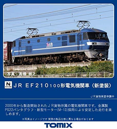TOMIX Nゲージ EF210-100形 新塗装 7137 鉄…