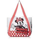 [ディズニー] トートバッグ ミッキー ミニー 大容量 バルーントート A3サイズ DPMI-1003 レディース ミニーマウス