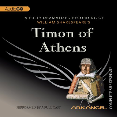 Timon of Athens audiobook cover art