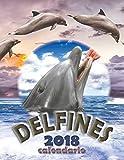 Delfines 2018 Calendario (Edición España)