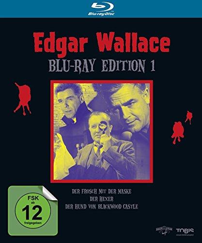 Edgar Wallace Edition 1 [Blu-ray]