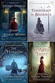 Lady Sherlock Series 4-Book Set