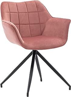 Best velvet pink dining chair Reviews