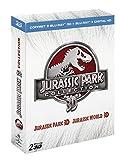 Park Jurassic World [Blu-Ray 3D & 2D + Copie Digitale]