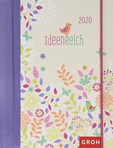 Ideenreich 2020: Terminplaner mit Wochenkalendarium