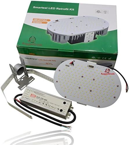 150 Watt LED Retrofit Kit 20 200 Lumens Ultra efficient LED 135 Lumen to Watt Replace 400 Watt product image