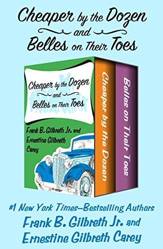 Ebook Cheaper By The Dozen By Frank B Gilbreth Jr