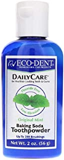 Eco-Dent Daily Care Baking Powder - Pack of 3