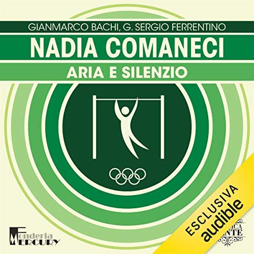 『Nadia Comaneci. Aria e silenzio』のカバーアート