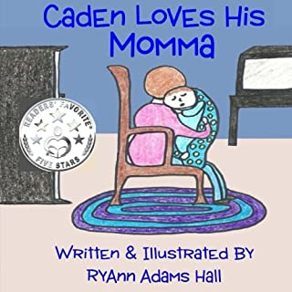 Caden Loves His Momma