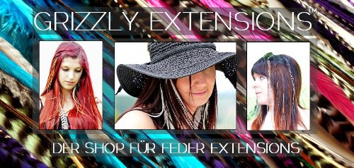 'Extension à clipser en plumes extensions avec ressort 7 mèches naturel + Blanc