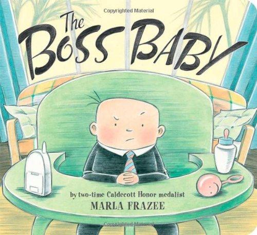 The Boss Baby (Classic Board Books)