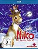 Niko - Ein Rentier hebt ab [Blu-ray]