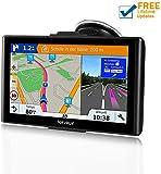 GPS para Coche Pantalla Táctil de 7 Pulgadas Navegador...