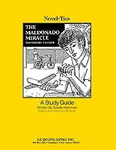 Maldonado Miracle: Novel-Ties Study Guide
